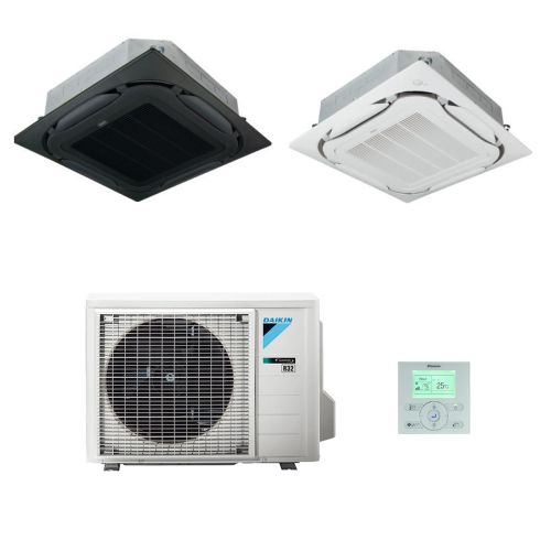 Daikin Air Conditioning FCAG35B+RXM35N9 Round-flow Cassette 3.5Kw/12000Btu R32 A++ 240V~50Hz